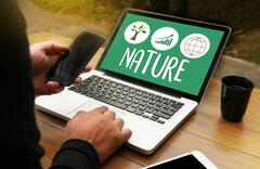 NATURE  Life Preservation Protection Growth Project About Business Growth Stock Photos
