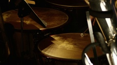 Orchestra Percussion Stock Footage
