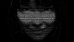 Bjork Singer Face Animation Stock Footage