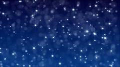 Snow flake fall Stock Footage