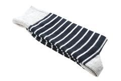 Sock isolated Stock Photos