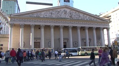 Catedral, Buenos Aires, Argentina. Stock Footage