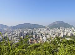 Botafogo Neighbourhood in Rio de Janeiro Stock Photos