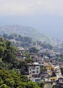 Santa Teresa Neighbourhood in Rio Stock Photos