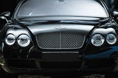 Bentley Continental GT Coupe Stock Photos