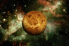 Planet Venus. Elements of this image furnished by NASA. Kuvituskuvat