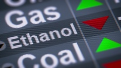 Ethanol. Down. Looping. Stock Footage