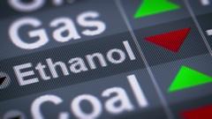 Ethanol. Down. Looping. Stock Footage