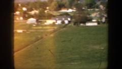 1957: outdoor greenery garden beautiful lush beauty OREGON Stock Footage