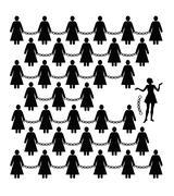 Feminist Movement Stock Illustration