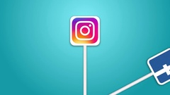 Social media icons. AE Project. 4K 3840x2160 Stock After Effects