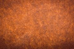 Brown paper texture vignette abstract background,Easy use copy spaces as Stock Photos