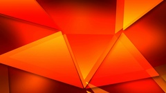 Abstract background origami Stock Footage