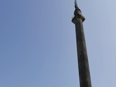 The Wellington Monument, Liverpool, Merseyside, Lancashire, England, UK, Europe Stock Footage