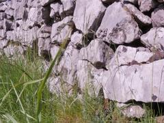Dry Stone Walls near Youlgrave, Derbyshire Dales, Derbyshire, England, UK, Stock Footage