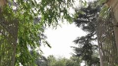 Giardino di Sant Andrea al Quirinale, Rome, Lazio, Italy, Europe Stock Footage