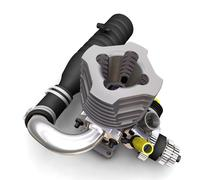 Car engine Piirros