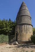 Lanterne-des-Morts - Sarlat - France Stock Photos