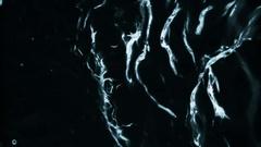 Dark Waters In Fast Forward - 8 Stock Footage