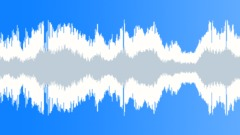 Gritty dark pad drone loop 0001 Sound Effect