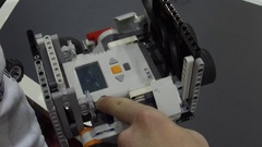 School of technology robotics competition Stock Footage