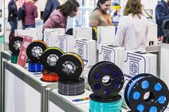 International Conference and Exhibition of 3D printing  scann Kuvituskuvat