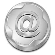 E-Mail Button - 3D illustration Piirros
