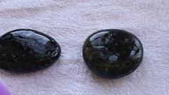Zen basalt stones Stock Footage