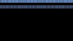 Minimal Techno Blue Stripes Stock Footage