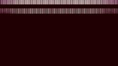 Minimal Barcode Eyes Vj Loop Arkistovideo