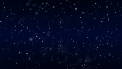 Sparkling glitter festive background Stock Footage
