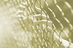Hand at fence prison in jail, no freedom struggle concept. Kuvituskuvat