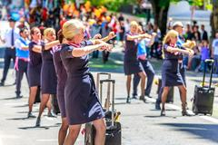 Portland Grand Floral Parade 2014 Kuvituskuvat