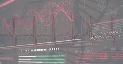 3D Helix diagram of DNA Stock Illustration