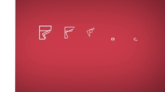 Minimal Christmas Icons Stock After Effects