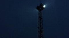 Watch tower Stock Footage