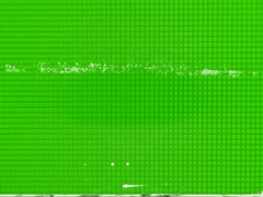Vcr vhs static green screen 01 Stock Footage