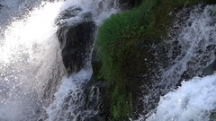 Chittenango Falls Stock Footage
