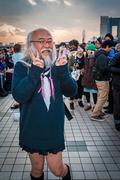 Cosplay in Tokyo Stock Photos