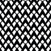 Geometric seamless pattern. Classic vector background Stock Illustration
