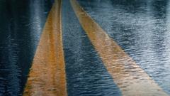 Heavy Rain Hitting The Road Arkistovideo
