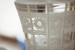 Close-up of glassware Stock Photos