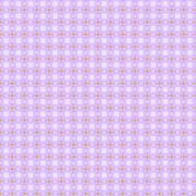 Lilac Wallpaper Pattern Stock Illustration