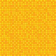 Yellow warm digital seamless pattern background Stock Illustration