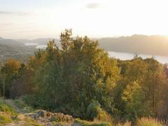 Lake Windermere, Grasser, Cumbria Stock Footage