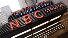 NBC Studios, Manhattan Stock Footage