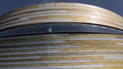 The Derby Arena, Derby, Derbyshire Stock Footage