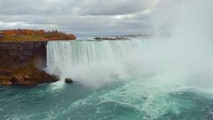 Niagara Falls video footage Stock Footage