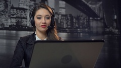 Call Center Support Arkistovideo