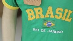 Souvenirs, Rio de Janeiro Arkistovideo